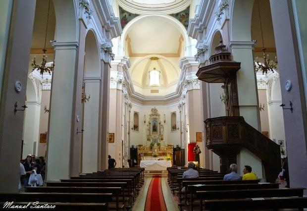 Raiano, chiesa di Santa Maria Maggiore