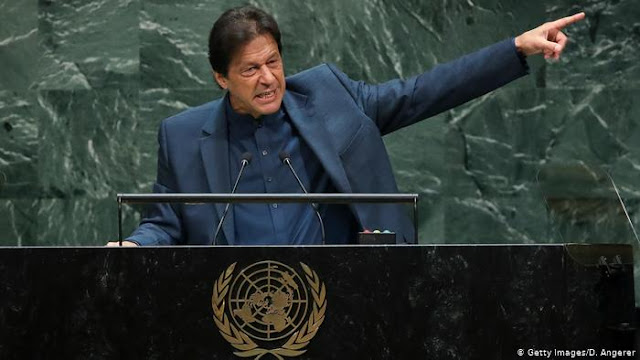 Imran khan speech today at UN