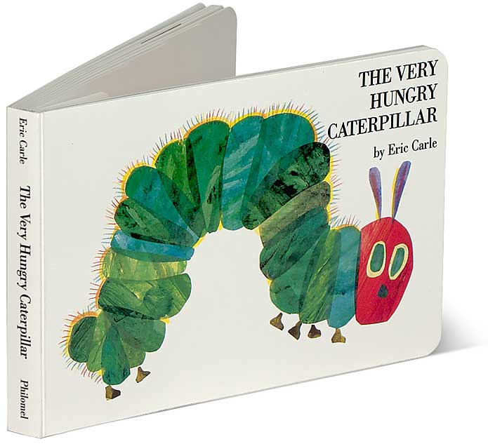 The Very Hungry Caterpillar - pocket size book ... |Hungry Caterpillar Book