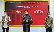 Menteri Koordinator Bidang Perekonomian Airlangga: Hingga 30 April, Realisasi PEN Capai Rp155,6 Triliun