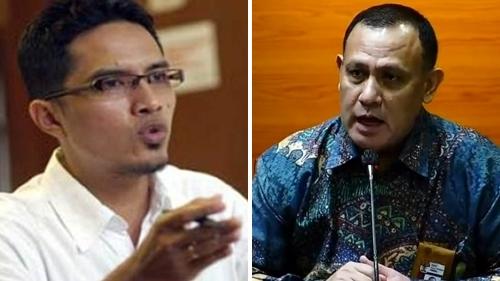Sindir Keras Firli Bahuri, Febri Diansyah: Pimpinan KPK Harusnya Malu