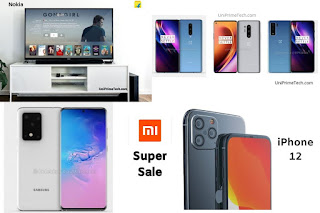 Tech News E02- Nokia Smart TV, OnePlus 8 Lite rumors, Galaxy S11 with 108MP camera, iPhone 12 launch, Mi Super Sale, Huawi`s new kirin SoC