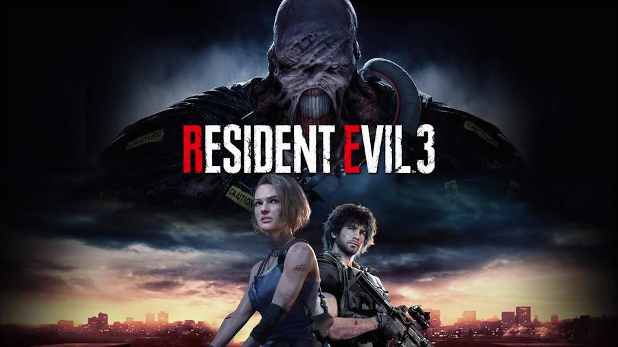 resident evil 3 remake nemesis pc ps4 xb1 1999 survival horror classic capcom jill valentine carlos oliveira