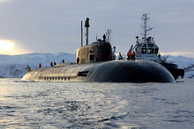 Tàu ngầm Belgorod