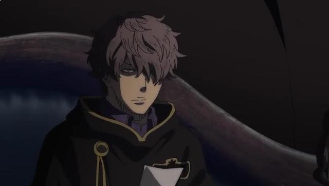 Gauche Adlai - Daftar Nama Anggota Black Bull dalam Anime Black Clover