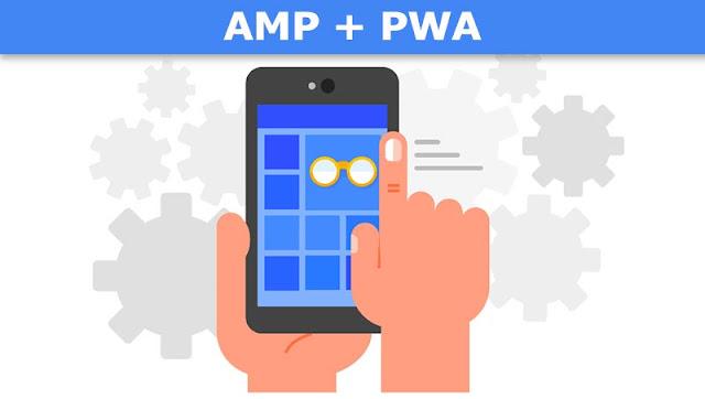 Внедрение AMP и PWA