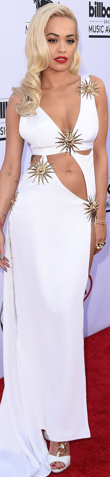 Rita Ora 2015 Billboard Awards Red Carpet