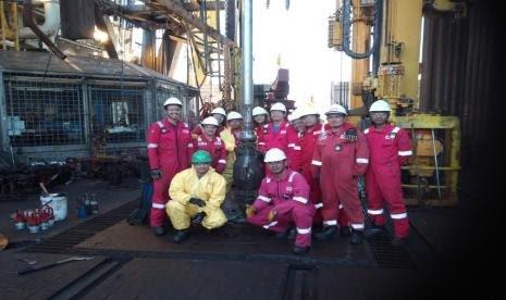 8 Pemuda Indonesia Bantu Turki Temukan Cadangan Gas Terbesar
