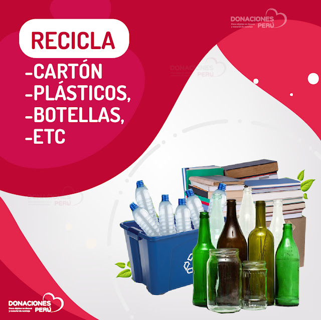 Recicla en Lima Perú
