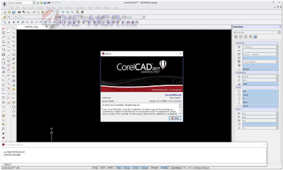 CorelCAD 2017.0 Build 17.0.0.1335 Full Terbaru