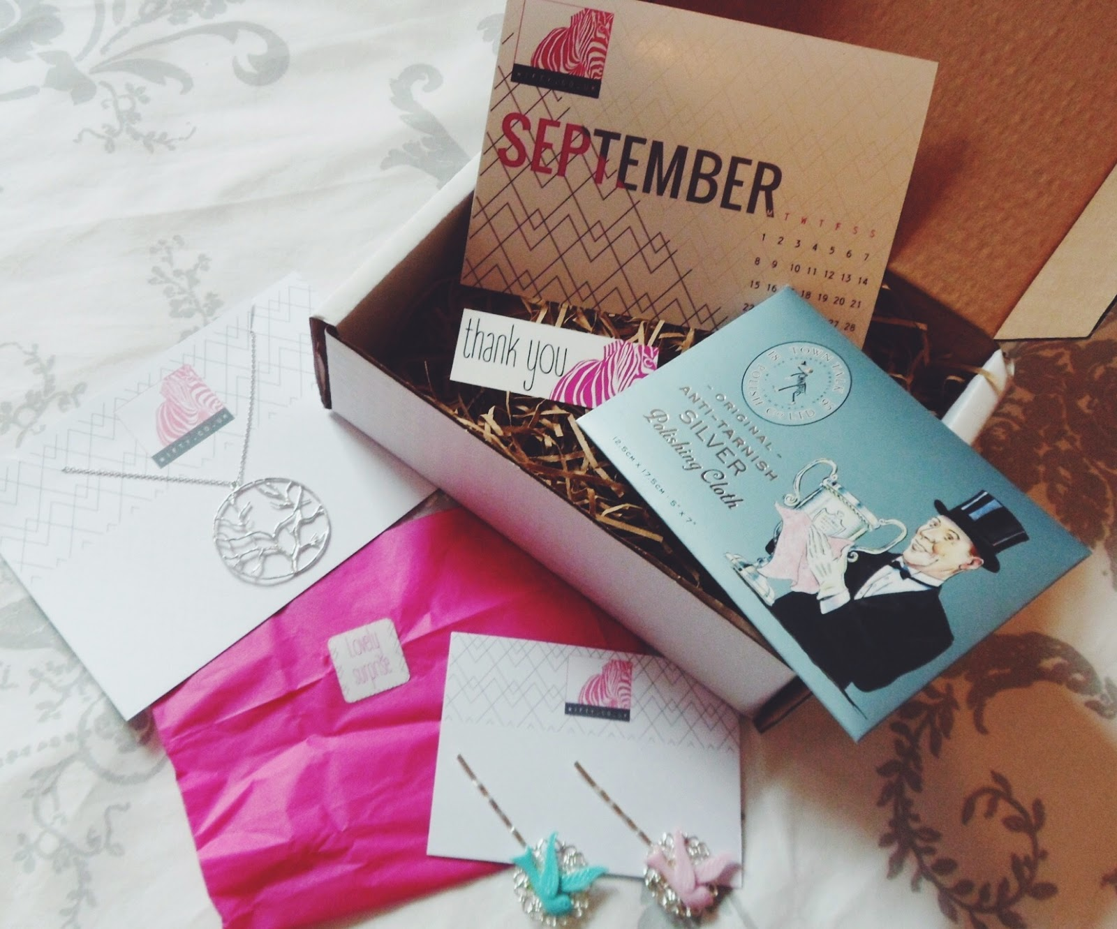 wifty, uk, newbrand, jewellery, accessories, british, wiw, ootd, fbloggers, fashionbloggers, septemberbox, septemberedition, designers, asseenonme, birchbox, glossybox, necklace, hairclips