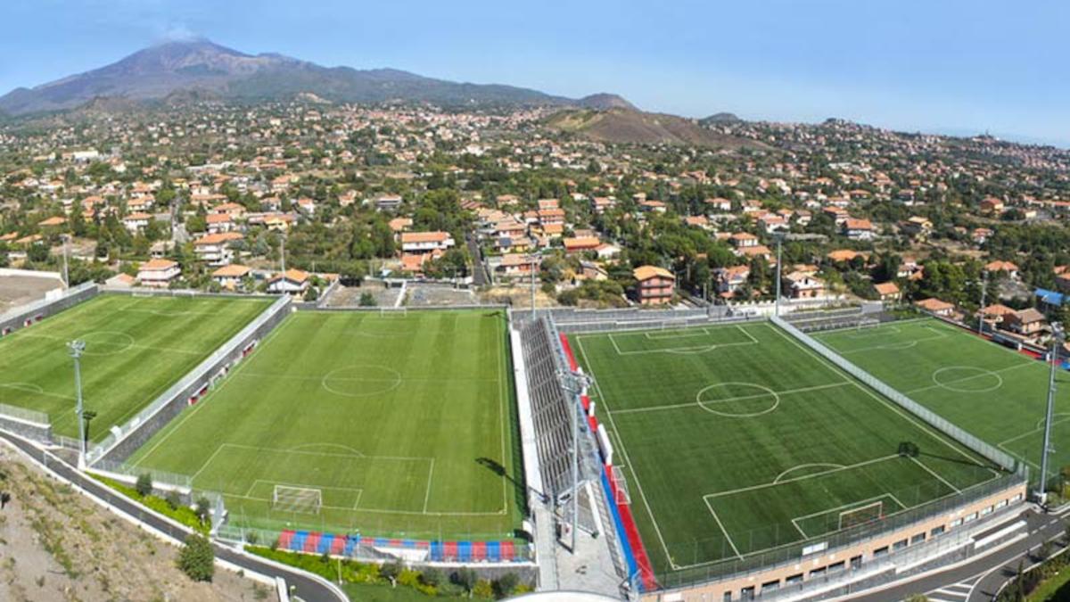 Amichevole Calcio Catania Torre del Grifo Campo 1 Streaming diretta