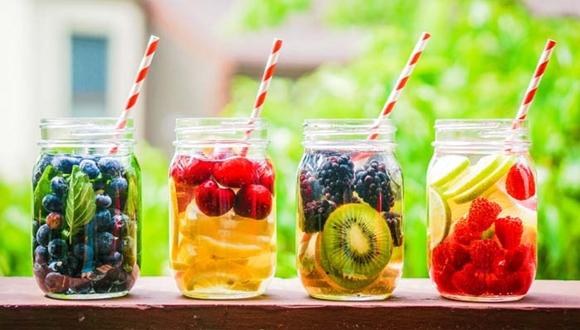 Cara Buat Air Detox Untuk Kurus Dan Sihat