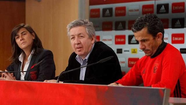 Benfica adiamento Jogos Olímpicos