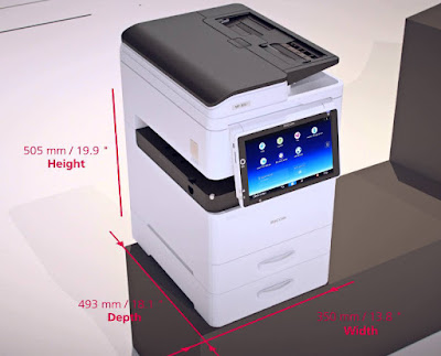 Download Ricoh MP 305+SPF Driver Printer