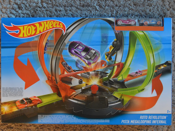 Review - Hot Wheels Roto Revolution