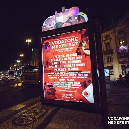 Vodafone Mexefest - A Cidade em Movimento - Parte 1