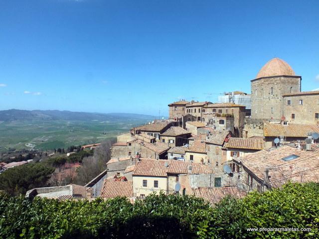 Volterra lo mejor de la Toscana