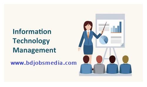 Information Technology (IT) Manager job Opportunity - তথ্য ও যোগাযোগ প্রযুক্তি (আইটি) ম্যানেজার চাকরির খবর - ICT Job Manager Circular