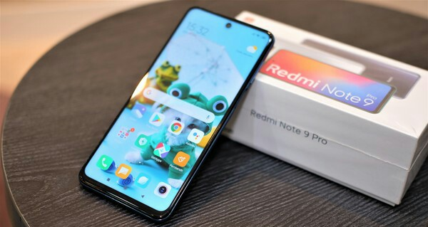 Redmi note 9 pro Snapdragon 720G