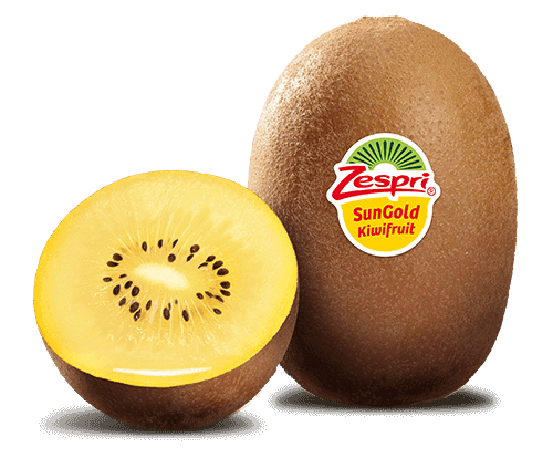 Gold Kiwi Fruit New Zealand