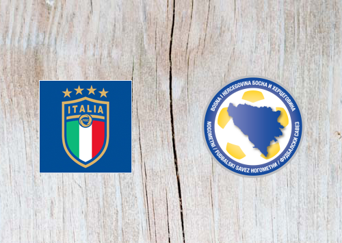 Italy vs Bosnia Full Match & Highlights 11 June 2019