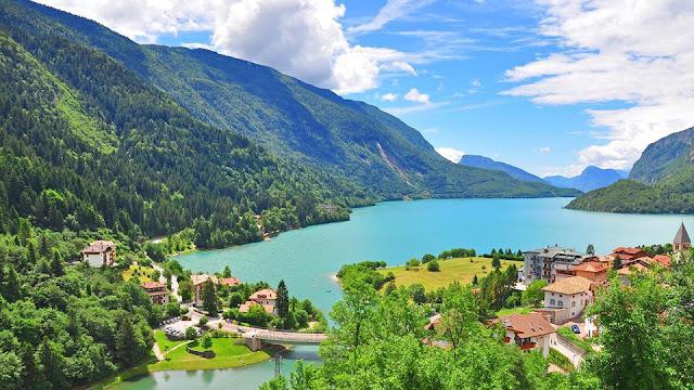 Lago di Molveno (Trento) - Gite e vacanze in Trentino