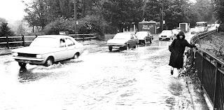 Bradshaw Bridge in 1980