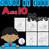 Color By Numbers Add 10 More
