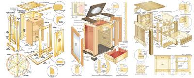 Pietro maker just another nerd progetti falegnameria for Progetti fai da te legno pdf