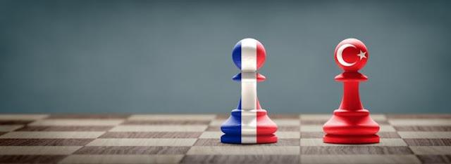 Το Παρίσι ανακαλεί τον Γάλλο πρέσβη στην Άγκυρα