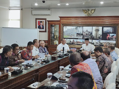 Kawasan Heritage di Kota Medan