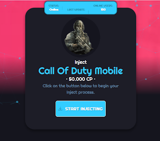 Ogjoy.co Get 50.000 CP Inject to COD Mobile With www.ogjoy.co