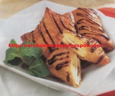 Foto Pisang Keju Goreng Krispi Renyah