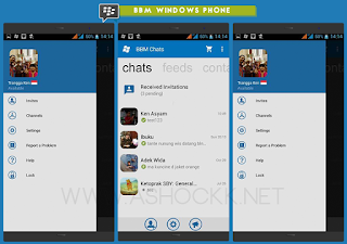BBM Windows Phone v3.0