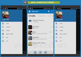 BBM Windows Phone v3.0