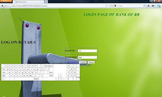 Projet Java Internet Banking avec code source