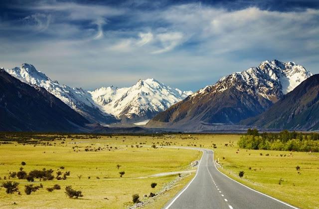 KỲ 1: Kinh nghiệm xin VISA NEW ZEALAND đậu 100%. VÙNG ĐẤT CỦA CHÚA TRỜI