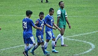 Persib Bandung Menang 3-0 atas PS Super Progresif - Laga Uji Coba
