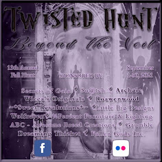 Twisted Hunt - Beyond the Veil