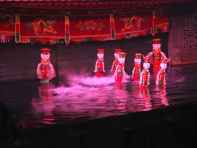 Water Puppet Show - Distinct Uniqueness Of Northern Vietnam Tour