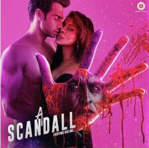 Long Night Lyrics from A Scandal | Shivangi Bhayana