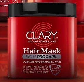 """""""كلاري هير ماسك""""لترطيب وتقوية الشعر""""Clary Hair Mask"""""""