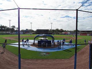 Home to center, Florida Auto Exchange Stadium