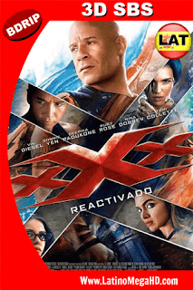 xXx: Reactivado (2017) Latino HD 3D SBS BDRIP 1080P - 2017
