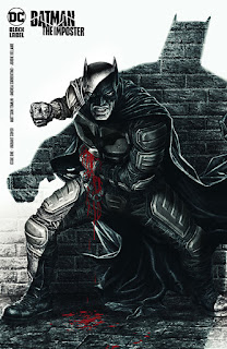 Batman: The Imposter #1 - Cover