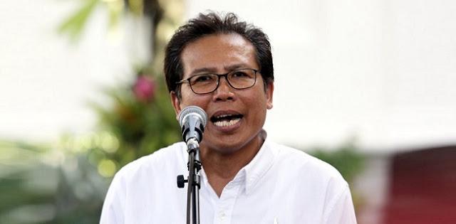 Polri Rekrut Mantan Pegawai KPK, Jubir Jokowi: Jika Kapolri yang Menyampaikan Maka Sudah Sahih