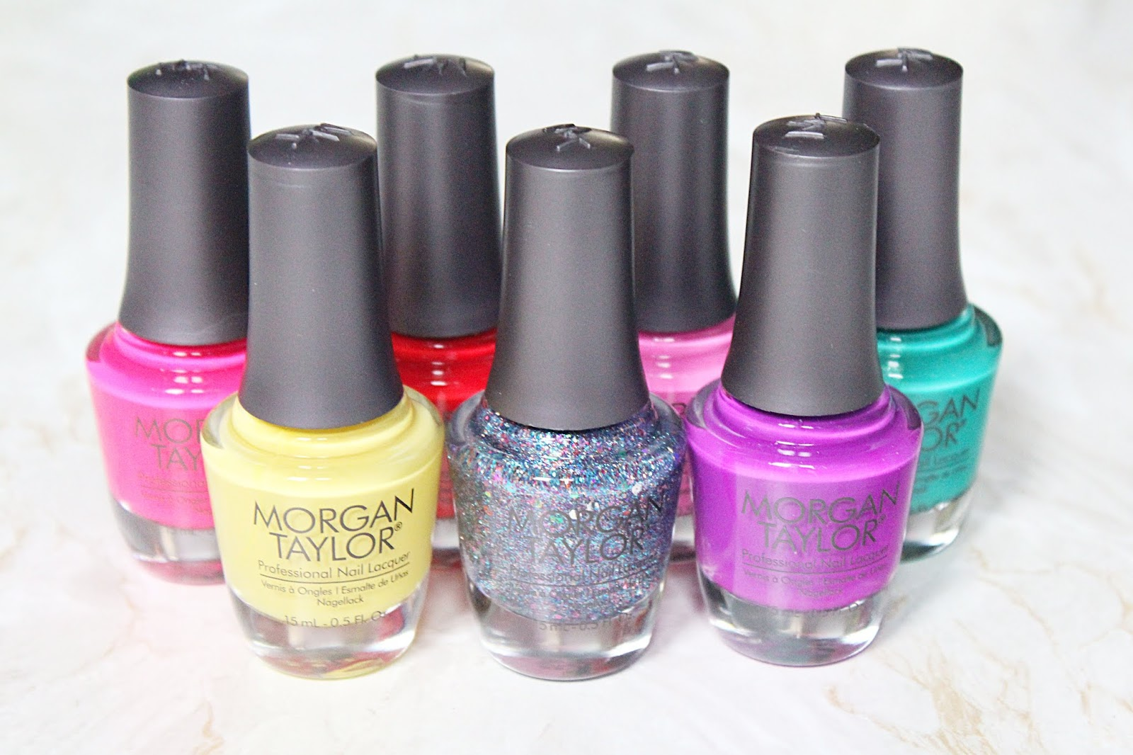 Morgan Taylor Rocketman Collection Review & Swatches