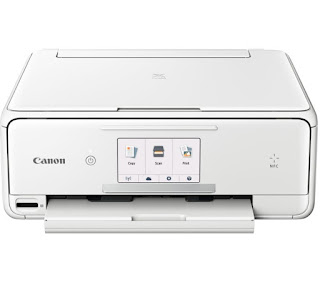 Canon PIXMA TS8051 All-In-One Drivers Download