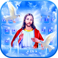 Jesus Lord Keyboard Theme Apk Download for Android